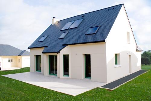 maison traditionnelle BBC/ RT2012
